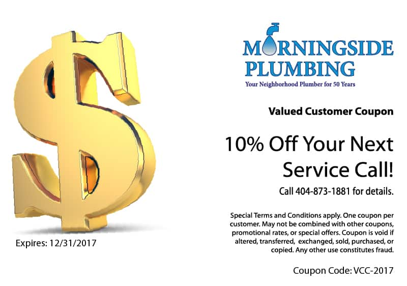 Valued Customer Coupon