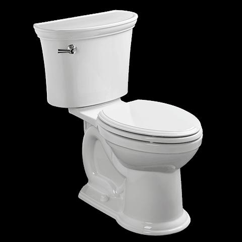 American Standard Esteem VorMax Right Height Toilet | Morningside Plumbing
