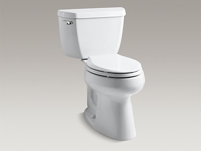 Kohler Highline Classic Comfort Height Toilet | Morningside Plumbing