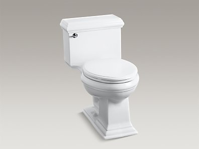 Kohler Memoirs Classic Comfort Height One-Piece Elongated Toilet | Morningside Plumbing