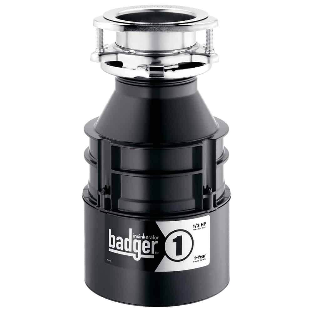 Insinkerator Badger 5 Garbage Disposal | Morningside Plumbing