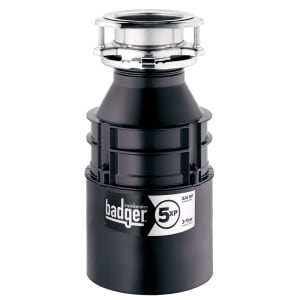 insinkerator badger garbage disposal