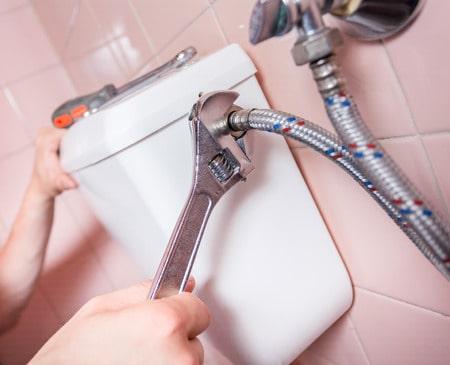 Toilet Repairs in Atlanta