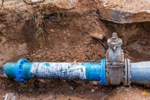 Water line repair Atlanta