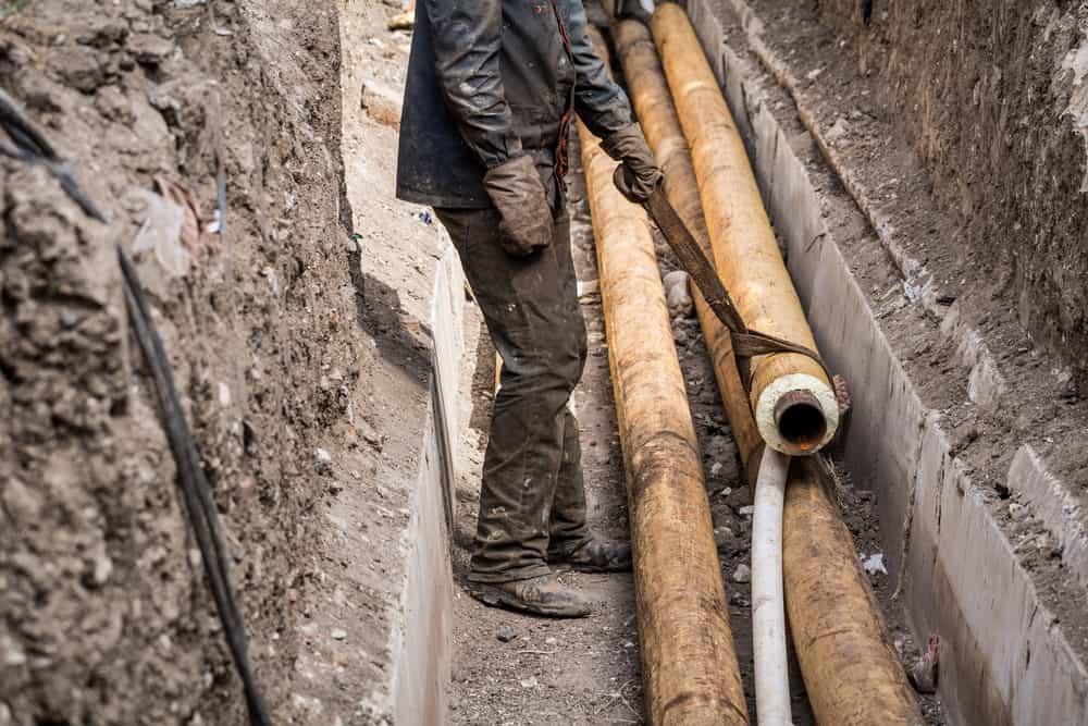 Water Line Repair in Atlanta, GA