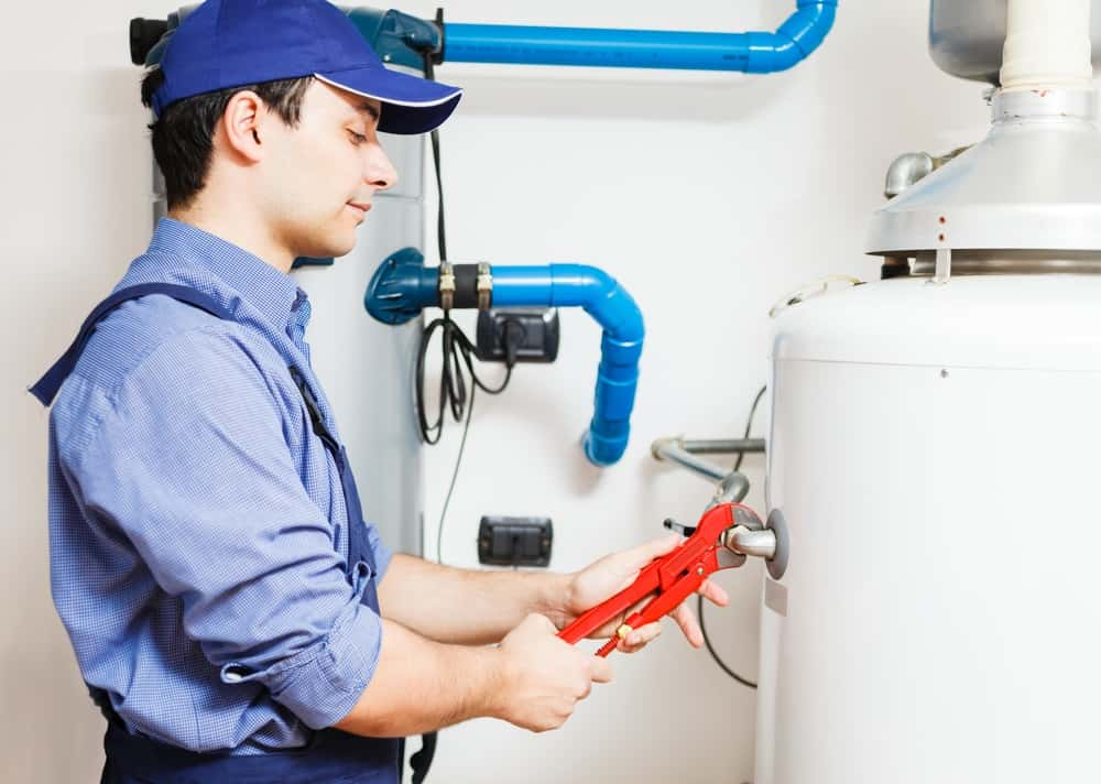 Replacing a Water Heater in Atlanta