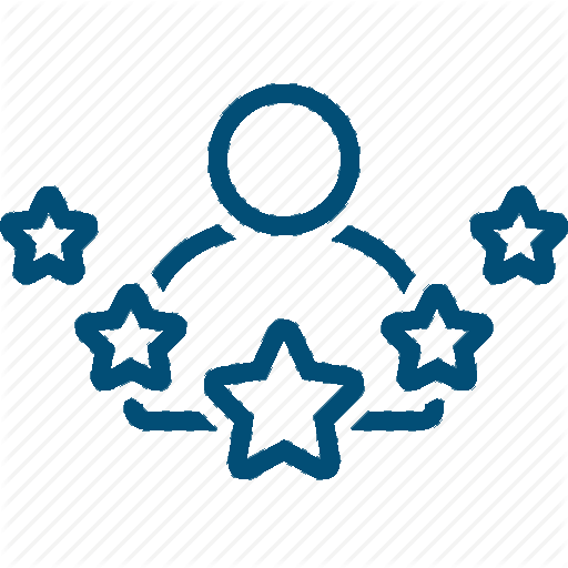 5 Star Review icon